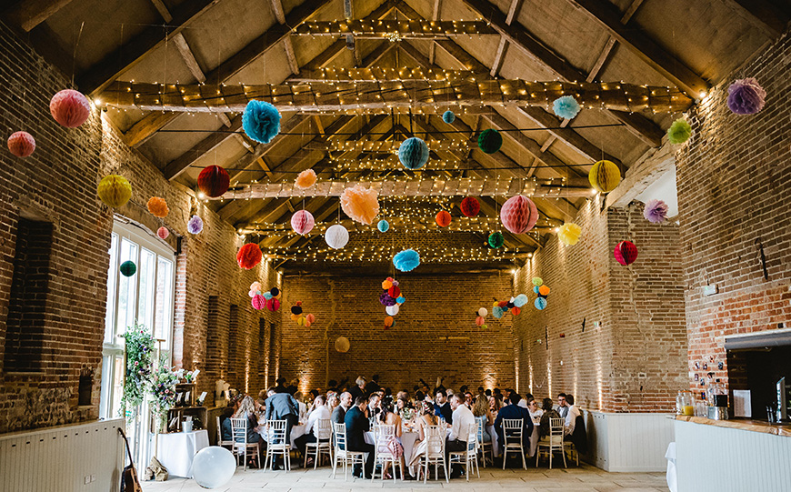 8 Intimate Wedding Venues To Fall In Love With - Manor Mews | CHWV