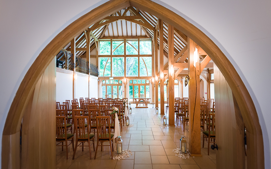 9 Contemporary Wedding Venues For An Unforgettable Day - Rivervale Barn | CHWV