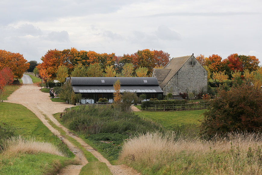 11 Barn Wedding Venues For An Autumn Wedding - Stone Barn | CHWV