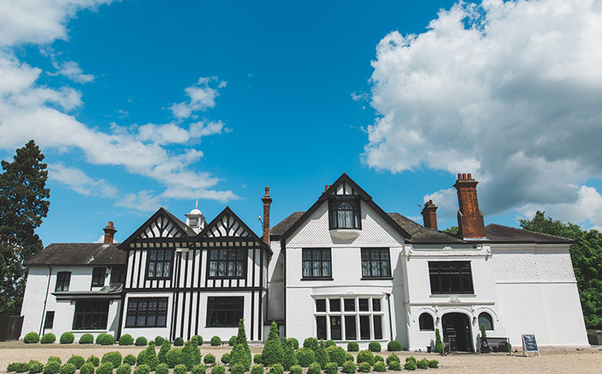 Incredible Last-Minute Wedding Venues That Could Save You A Fortune - Swynford Manor | CHWV