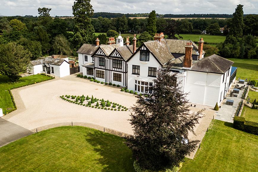 Budget-Friendly Wedding Venues For 2019 - Swynford Manor | CHWV