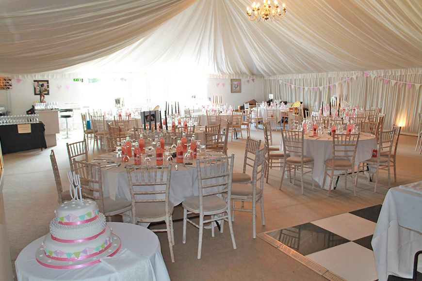 5 East Midlands Wedding Venues To Fall In Love With - The Granary at Fawsley | CHWV