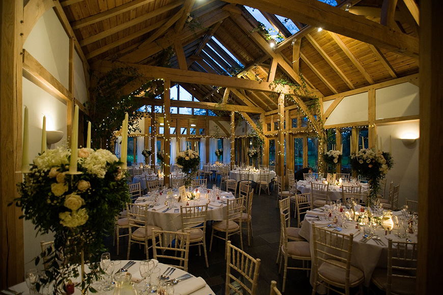 The Best Wedding Venues Of The North - The Oak Tree of Peover | CHWV