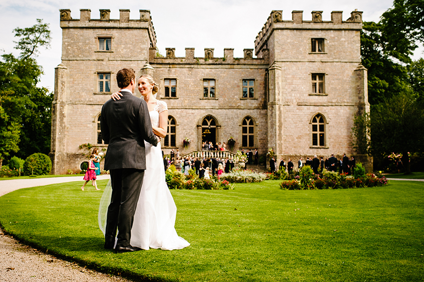 7 Castle Wedding Venues For A Fairy-Tale Wedding - Clearwell Castle | CHWV