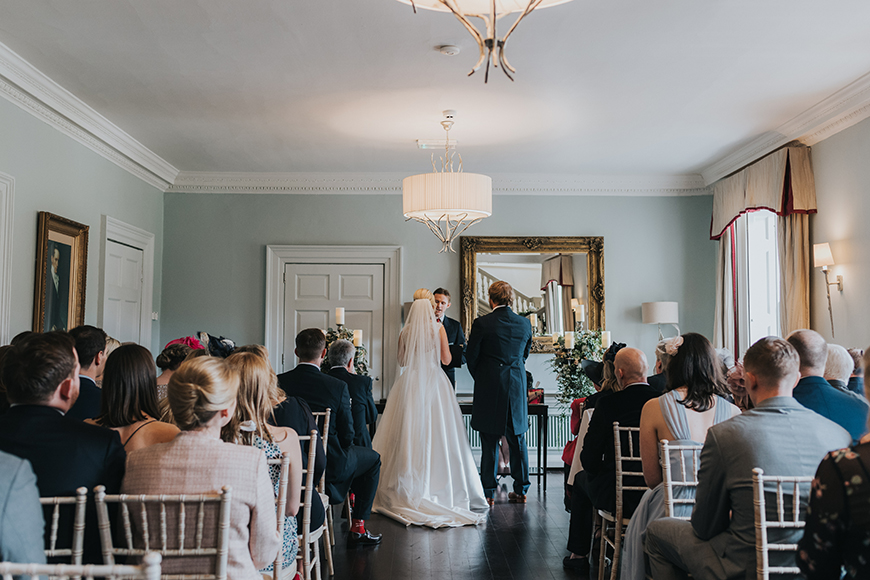 17 Exclusive Wedding Venues For Your Big Day - Morden Hall | CHWV