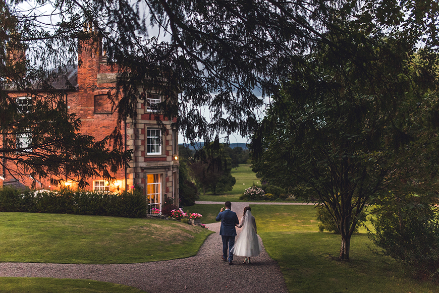 14 Unmissable Manor House Wedding Venues - Homme House | CHWV