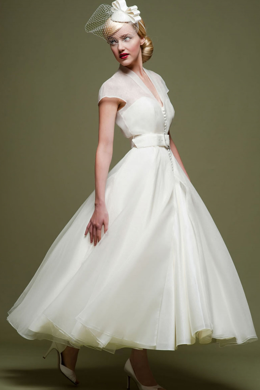Wedding Style Through The Decades - Wedding trends of 1950s & 1960s | CHWV