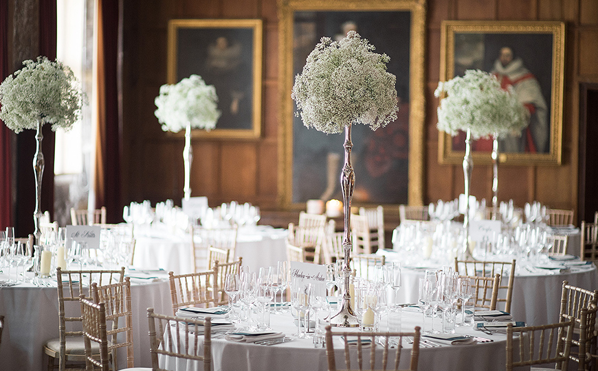 7 Wedding Venues In Hampshire You Won't Want To Miss - Breamore House | CHWV