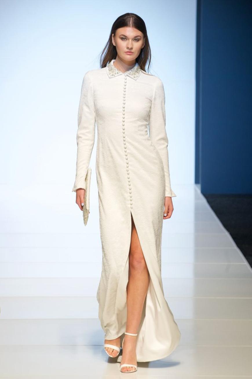 A Closer Look At Alan Hannah Wedding Dresses | CHWV