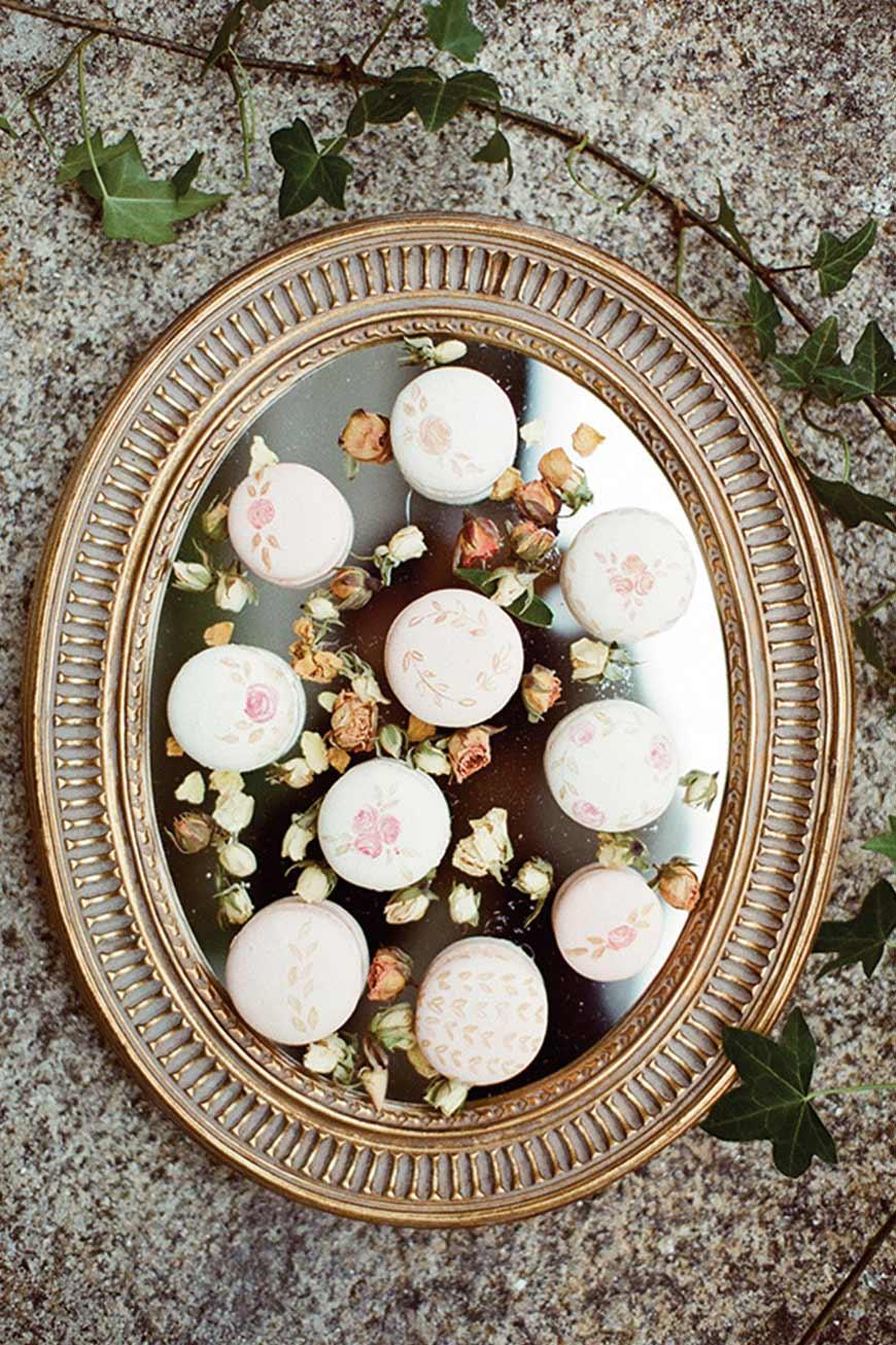 Amazing Autumn Wedding Food Ideas - Delicious desserts | CHWV
