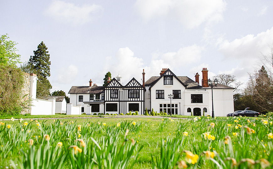 11 Country House Wedding Venues For A Spring Wedding - Swynford Manor | CHWV