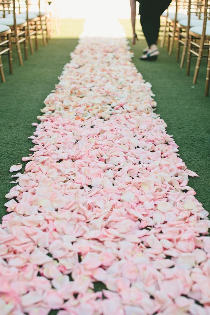 Wedding Ideas By Colour: Pink Wedding Theme - Ceremony style | CHWV