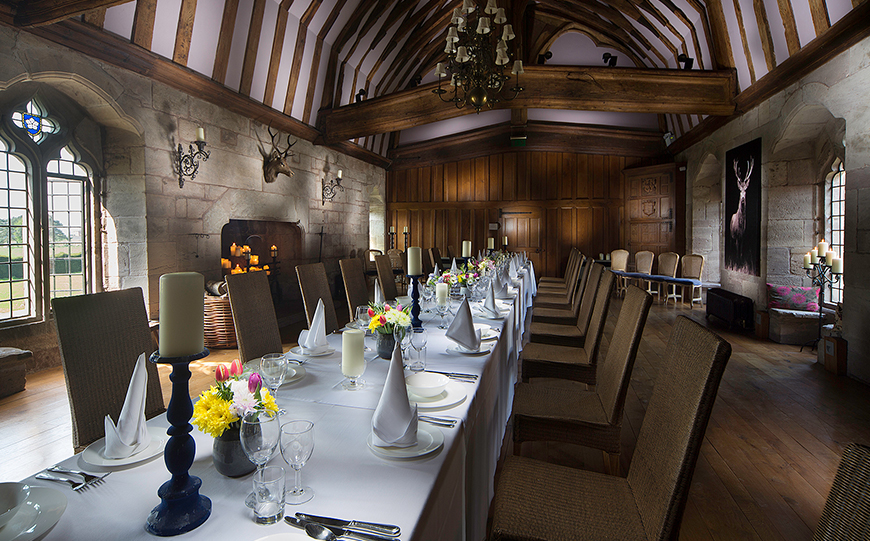 Incredible Last-Minute Wedding Venues That Could Save You A Fortune - Brinsop Court   CHWV