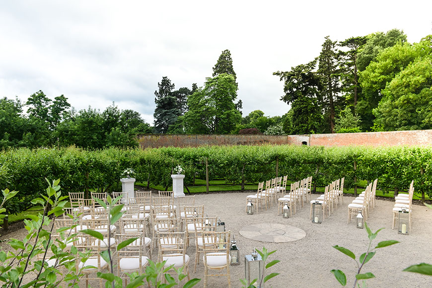 Seven Incredible Outdoor Wedding Venues - Combermere Abbey | CHWV