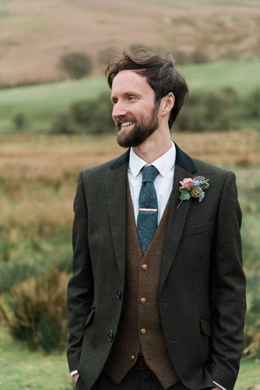 What Style Of Groom Are You? - Rustic/Country | CHWV