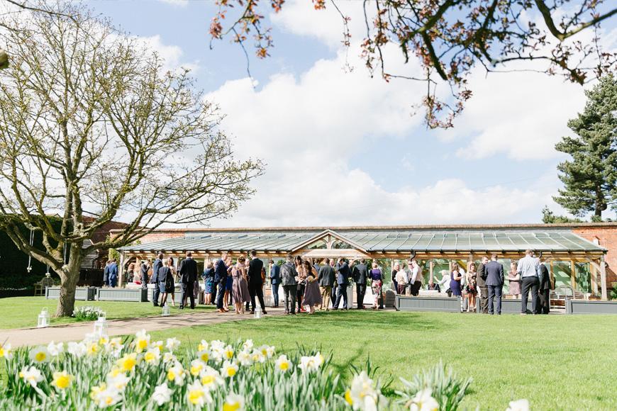 9 Spectacular Spring Wedding Venues - Gaynes Park | CHWV
