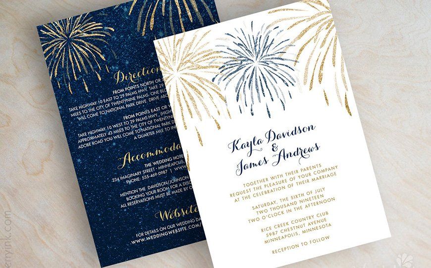 Planning A Spectacular Bonfire Night Wedding Theme | CHWV