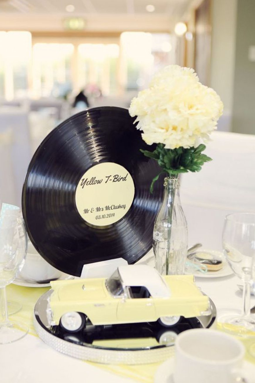Do you know your wedding themes? Vintage wedding theme | CHWV