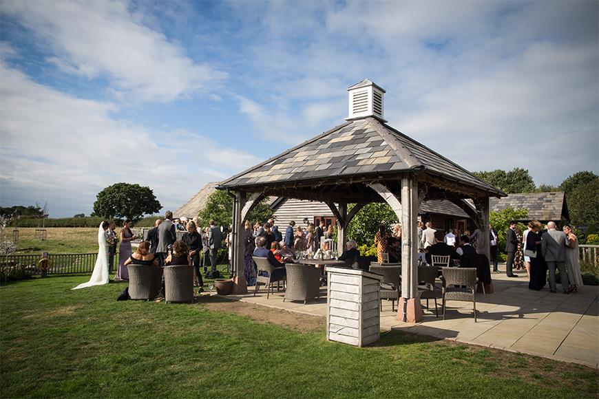 Must-See Outdoor Wedding Ideas - Sandhole Oak Barn   CHWV