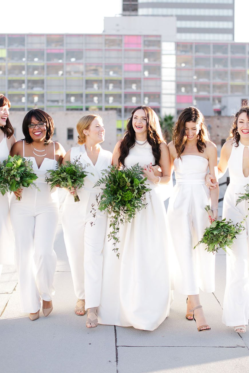 New Trends For Bridesmaid Fashion - Alternatives | CHWV