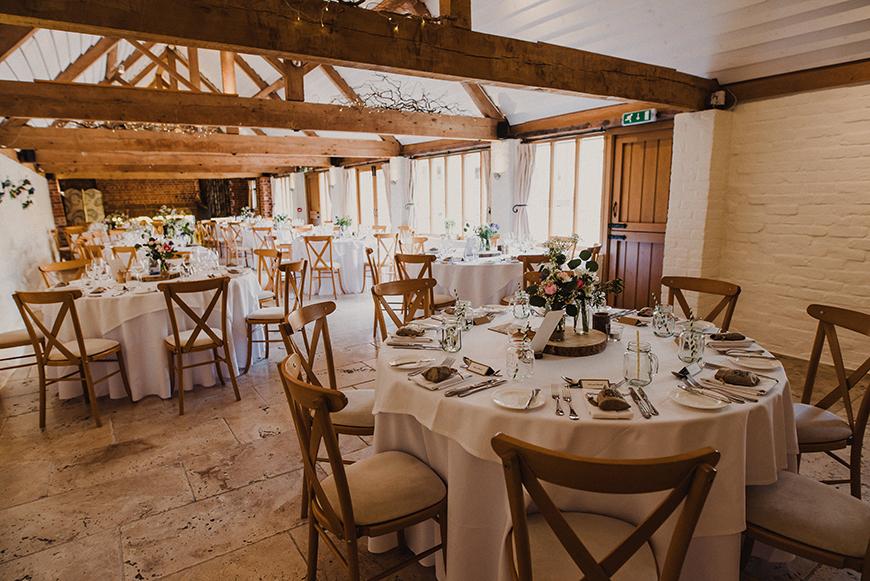 7 Wonderful Wedding Venues in the West Midlands - Curradine Barns | CHWV