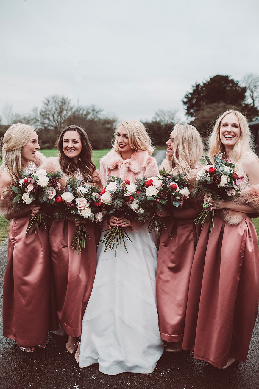 Creating an Amazing Autumnal Wedding Theme - The autumnal bride | CHWV