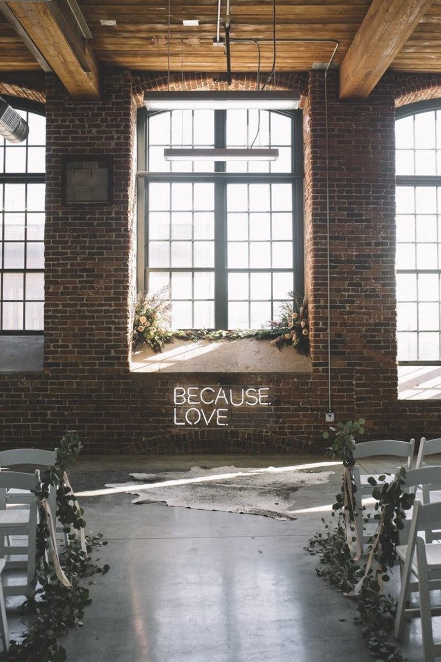 Light Up Your Day With Neon Wedding Signs | CHWV