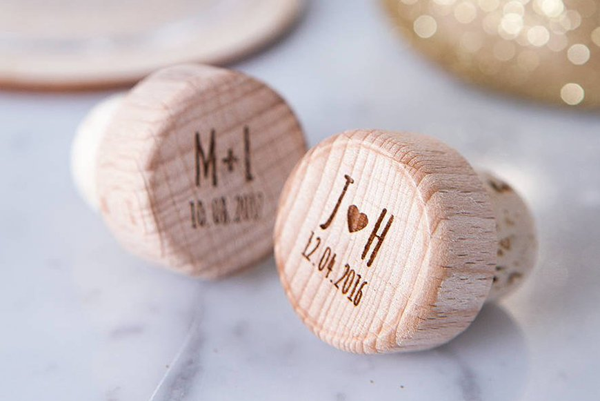 19 Quirky Wedding Favours Your Guests Won't Have Seen Before! | CHWV