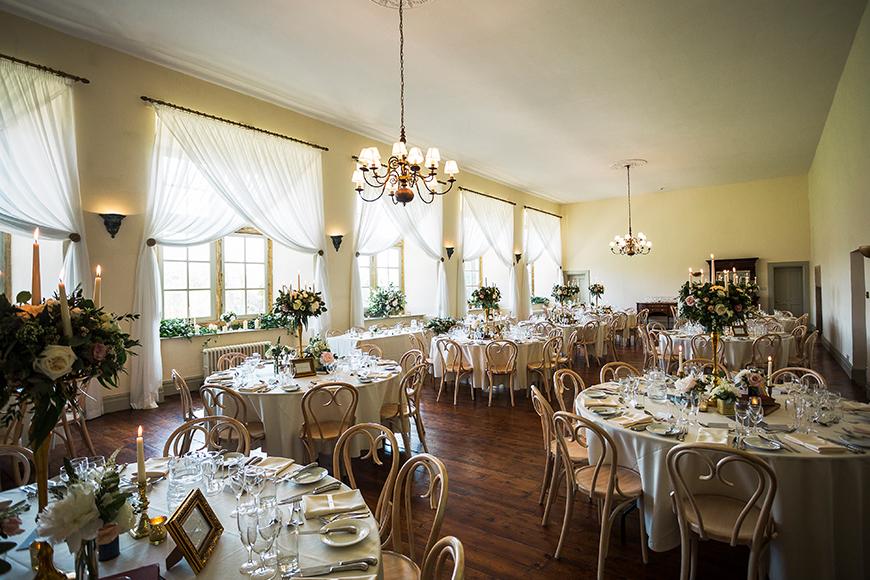 7 Wonderful Wedding Venues With Churches - Brympton House | CHWV