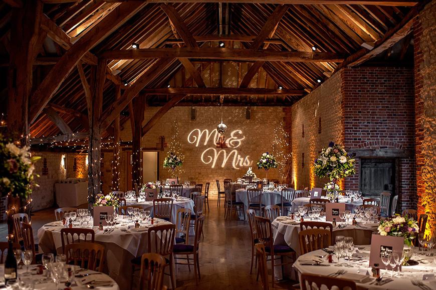 The Best Barn Wedding Venues - Bury Court Barn | CHWV