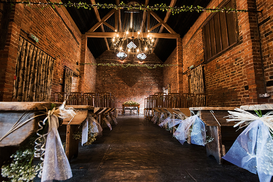Fall In Love With These Romantic Wedding Venues - Curradine Barns | CHWV