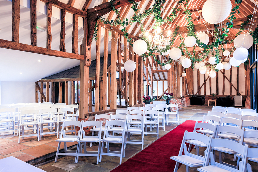 9 Must-See Essex Wedding Venues - High House Weddings | CHWV