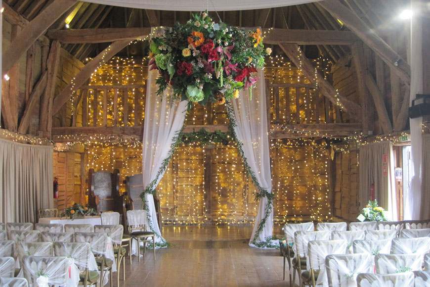 6 Stunning East Sussex Wedding Venues - Michelham Priory | CHWV