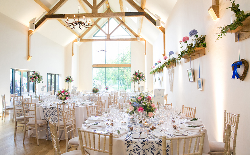 9 Contemporary Wedding Venues For An Unforgettable Day - Millbridge Court | CHWV