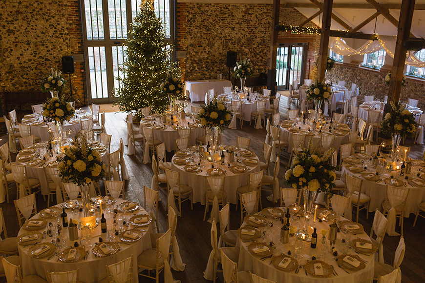 9 Wonderful Winter Wedding Venues - Oxnead Hall | CHWV