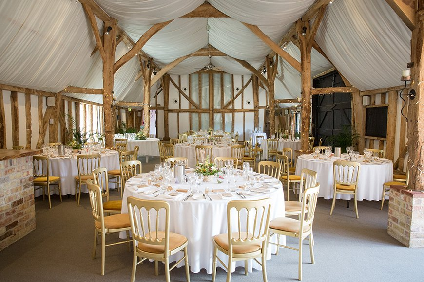 9 East Anglia Wedding Venues You Have To See - South Farm | CHWV