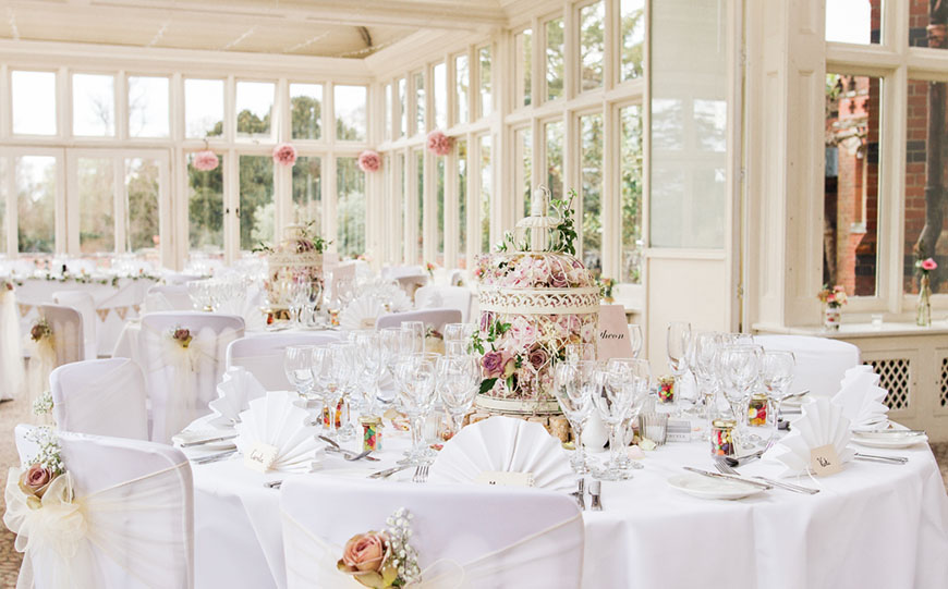 11 Country House Wedding Venues In The South East - The Elvetham | CHWV