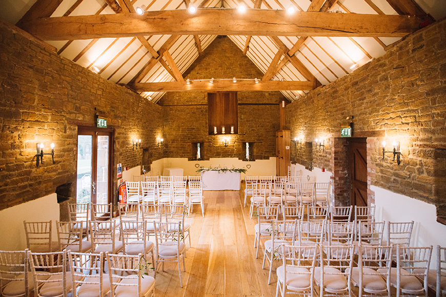 11 Autumn Wedding Venues To Fall In Love With - Crockwell Farm | CHWV