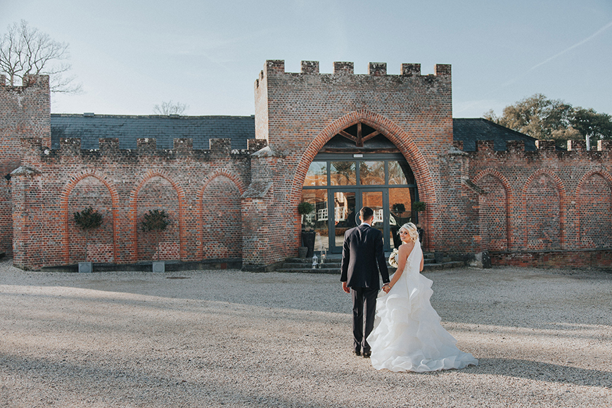 7 Castle Wedding Venues For A Fairy-Tale Wedding - Wasing Park | CHWV