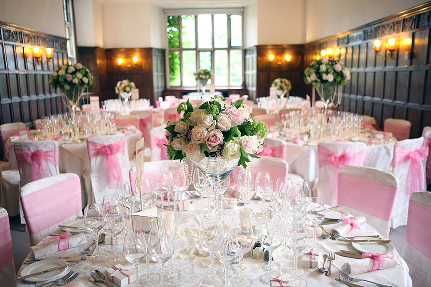 14 Unmissable Manor House Wedding Venues - Wakehurst | CHWV