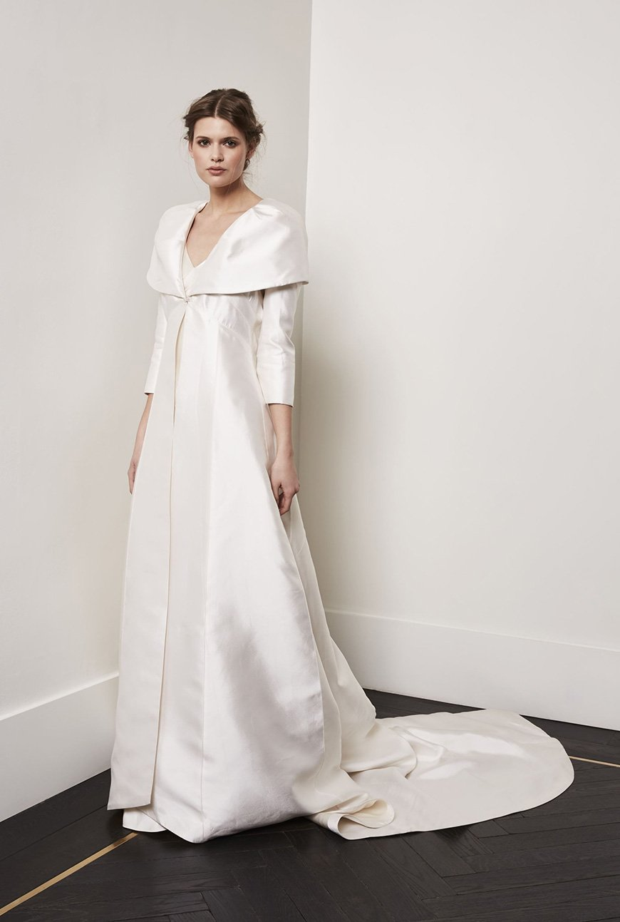 A Closer Look At Amanda Wakeley Wedding Dresses   Alberta | CHWV