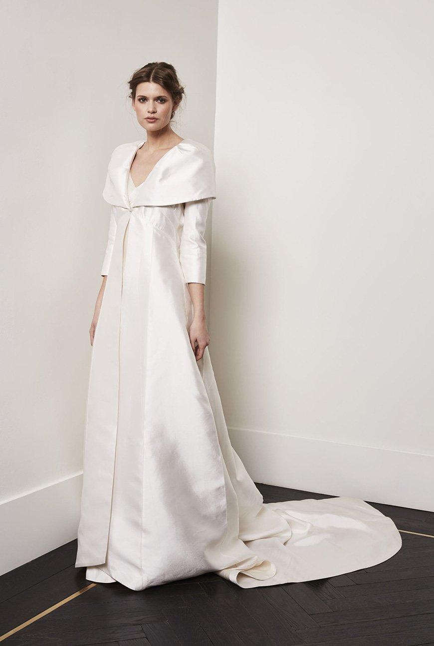 A Closer Look At Amanda Wakeley Wedding Dresses - Alberta | CHWV