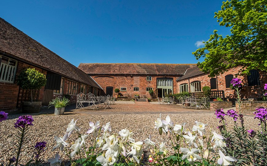 8 Intimate Wedding Venues To Fall In Love With - Curradine Barns | CHWV