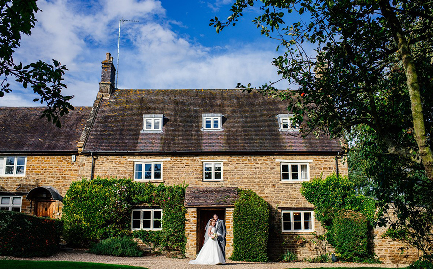 6 Unmissable Wedding Venues In Leicestershire - Dodmoor House | CHWV