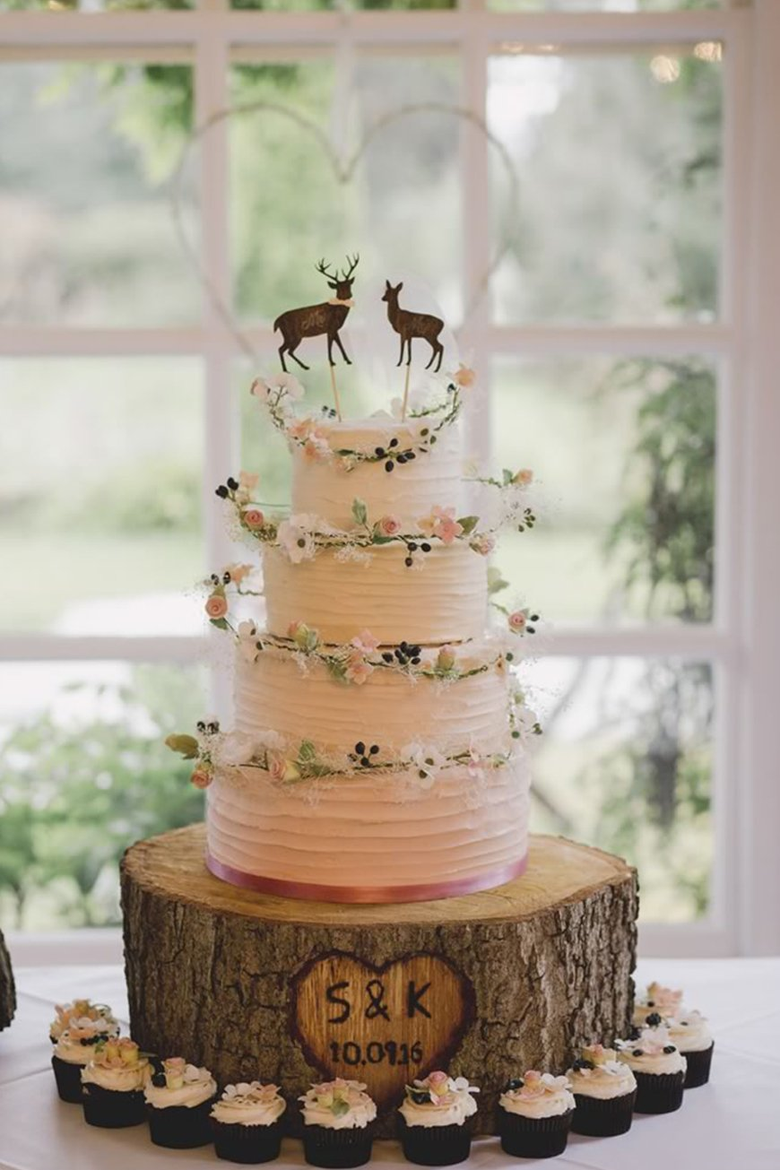 A-Z of Wedding Cakes - Theme | CHWV