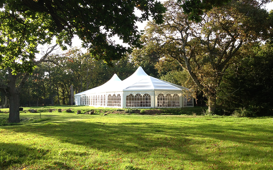 7 Wedding Venues In Hampshire You Won't Want To Miss - Tournerbury Woods Estate | CHWV