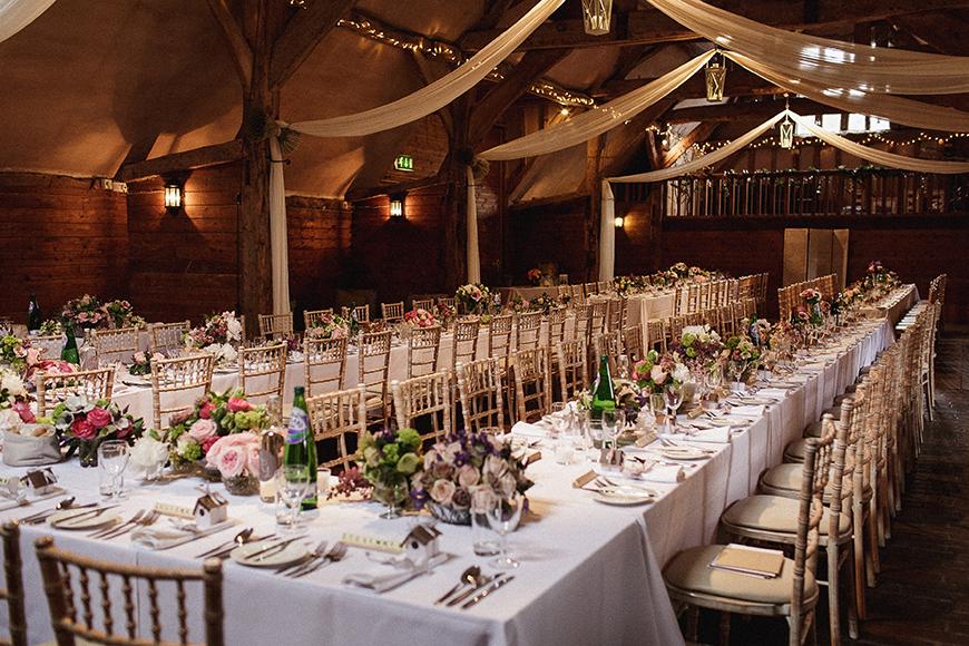 7 Beautiful Berkshire Wedding Venues - Lains Barn   CHWV
