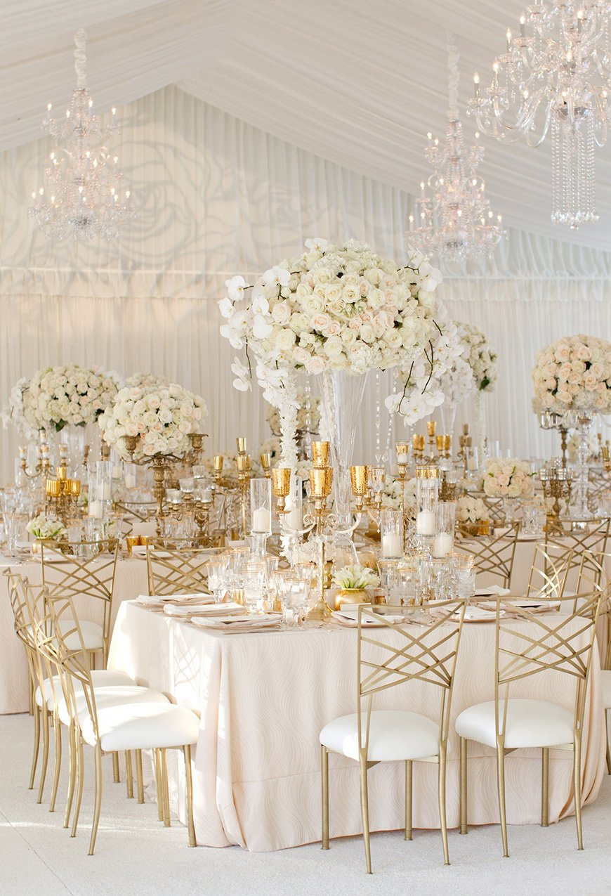 White Wedding Theme | Wedding Ideas By Colour | CHWV