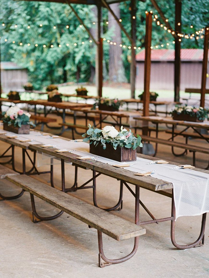 17 Ways To Have a Festival Wedding Theme - Please be seated | CHWV