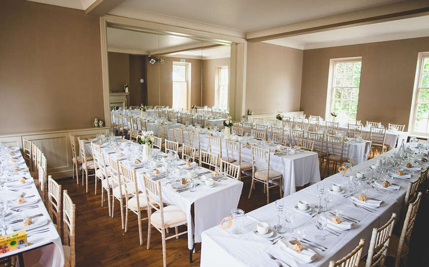 9 Contemporary Wedding Venues For An Unforgettable Day - That Amazing Place | CHWV